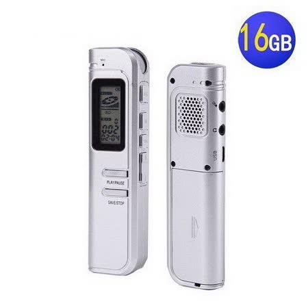 【VITAS】M82 MP3數位錄音筆 16G~MP3播放 電話錄音 可替換電池