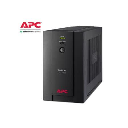 APC 不斷電系統 Back-UPS系列(BC1100U-TW)