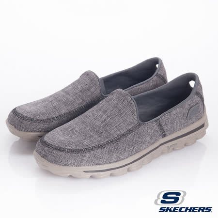 SKECHERS (男) 健走系列GOwalk 2健走鞋-53594CHAR