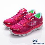 SKECHERS(女)GOrun Ultra系列慢跑鞋-13917RAS