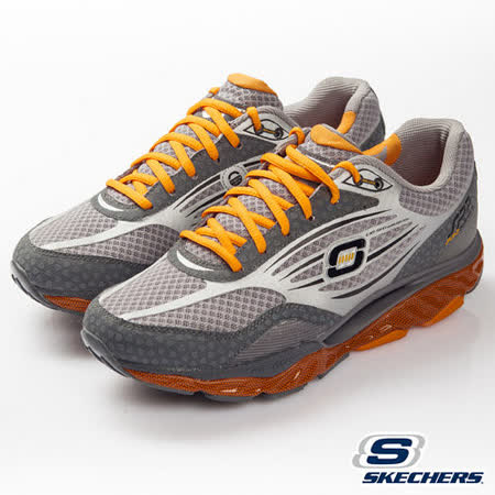 SKECHERS (男) 跑步系列 Skechers Pro-Resistance- 999636GYOR