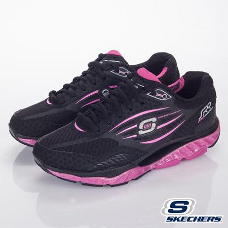 SKECHERS(女)跑步系列Skechers Pro Resistance-99999742BKHP
