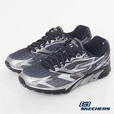 SKECHERS (女) 跑步系列 GO RUN 4 - 13873BKSL