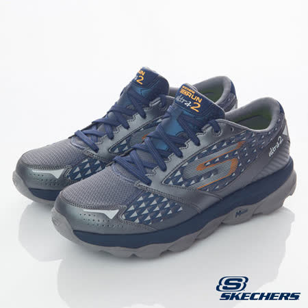SKECHERS (男) 跑步系列 GO RUN ULTRA 2 - 53918CCNV
