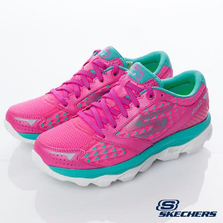 SKECHERS (女) 跑步系列 GO RUN ULTRA 2 - 13918HPAQ