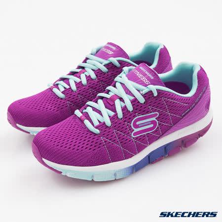SKECHERS (女) 跑步系列 智慧生活 - 99999877PRAQ