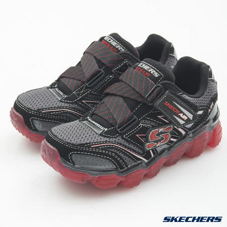 SKECHERS(童)活力男童鞋BOYS SKECH AIR-95104LBGRD