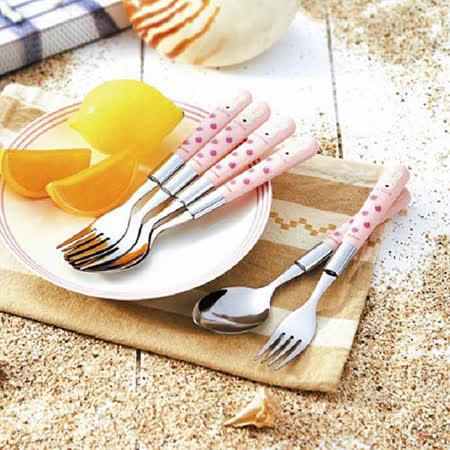 【法國兔】餐具六件套組 DL-0039