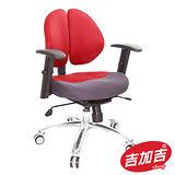 吉加吉 人體工學 雙背智慧椅 TW-2998 PROC(豪華版)
