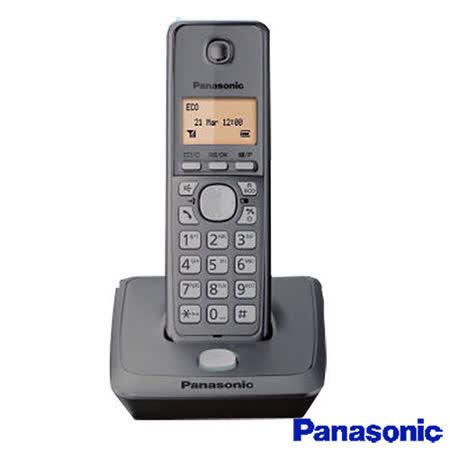 【國際牌Panasonic】 DECT數位無線電話 KX-TG2711 公司貨