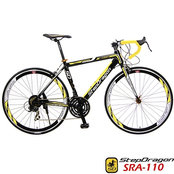 2015/08/20【StepDragon】SRA-110 風行者 日本Shimano 21速 鋁合金彎把公路車