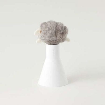 @aroma 艾樂空間 好睡眠羊羊毛擴香器--灰