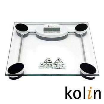 Kolin 歌林 玻璃電子秤 KWN-SH06
