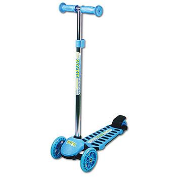 成功 發光輪平衡滑板車