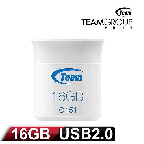 Team 十銓科技 C151 16GB 繽紛輕巧碟