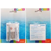 INTEX 充氣泳具.充氣玩具 游泳池修補貼(1盒)+修補膠(1盒)