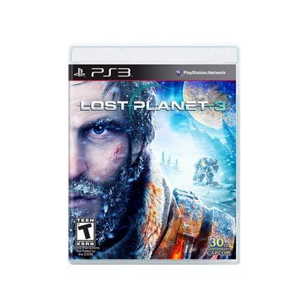 普雷伊 PS3 失落的星球3 亞洲英文版