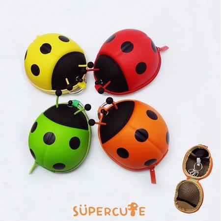 Supercute 飄蟲收納卡包