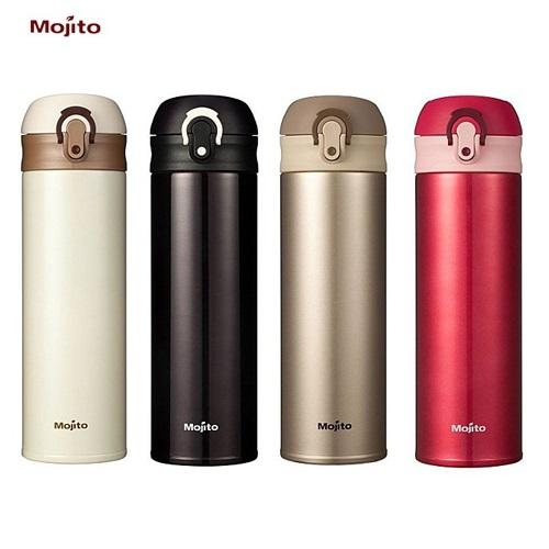Mojito 超輕量#304不鏽鋼真空彈蓋隨手保溫杯 ~480ml