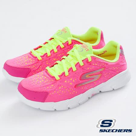 SKECHERS (女) 跑步系列 GO FIT 2 - 13923HPLM