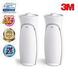 3M 淨呼吸超濾淨型空氣清淨機(靜音款) 2 入