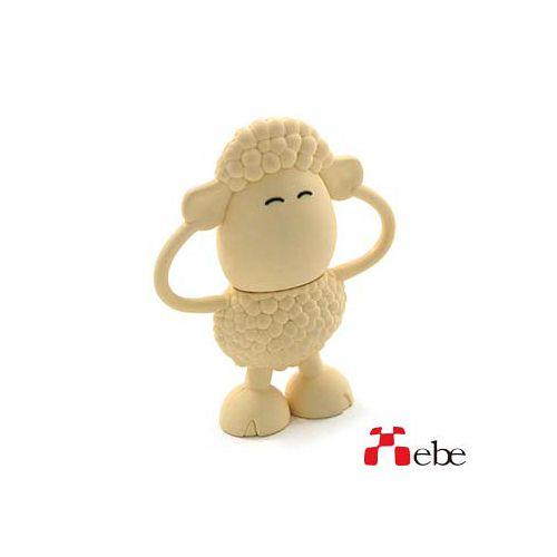 Xebe集比 綿羊造型隨身碟 8GB / USB2.0
