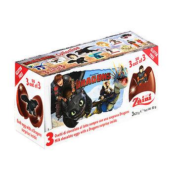 Zaini 阿尼驚喜蛋-玩具總動員系列60g