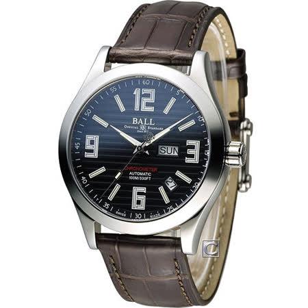BALL 波爾 Engineer II 機械腕錶 NM2026C-L2CA-BK