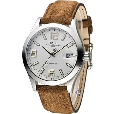 BALL 波爾 Engineer II 機械腕錶 NM2026C-L4CAJ-SL