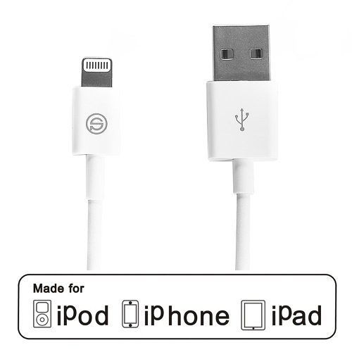 OPSO APPLE MFI認證 Lightning 8pin iPhone傳輸充電線1M