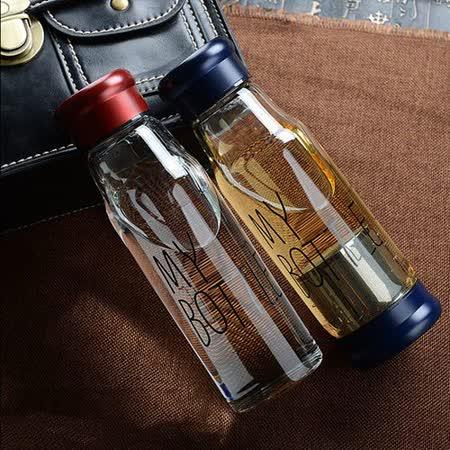 【PS Mall】My bottle 玻璃隨行杯 贈加厚杯袋 (J612)