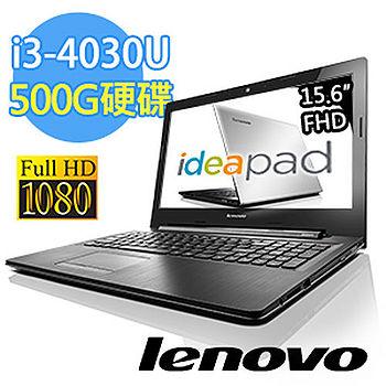 Lenovo ideaPad G50-80 15吋 i3-4030U FHD高解析 效能筆電(銀)(80L000FETW)