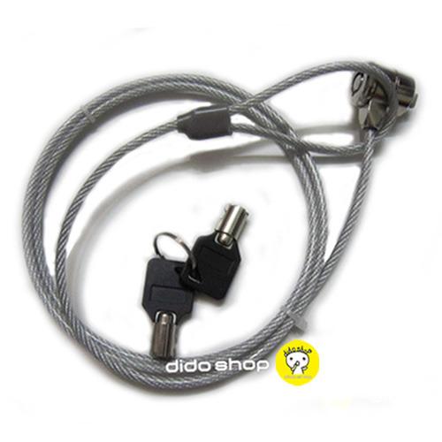 筆記型電腦 防盜鑰匙鎖 FA014