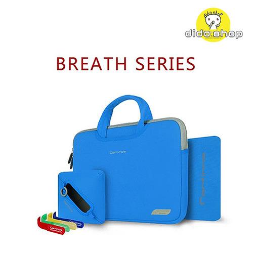 Cartinoe 卡提諾15.4吋 Macbook專用 呼吸系列 時尚簡約 輕巧防震 電腦包 筆電包 (CL105)