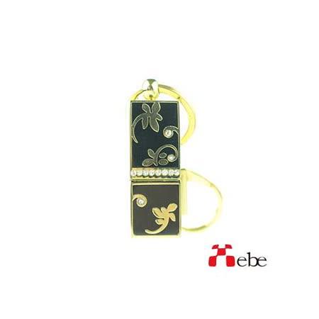 Xebe集比 細緻花紋USB 隨身碟 4GB / USB2.0