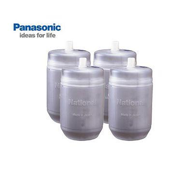 Panasonic 國際牌 P-6JRC 國際牌桌上型濾水器活性碳濾心 (4入裝)