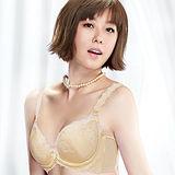 【Audrey】夏日玫瑰 B-D罩內衣(粉嫩黃)