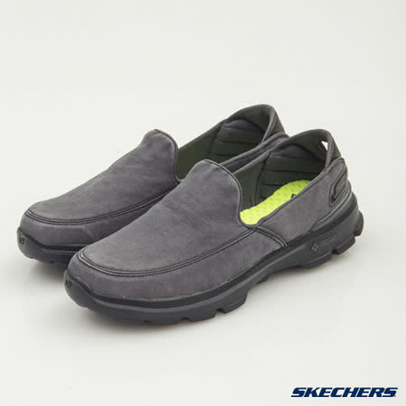 SKECHERS (男) 健走系列 GO Walk 3 - 53984BBK