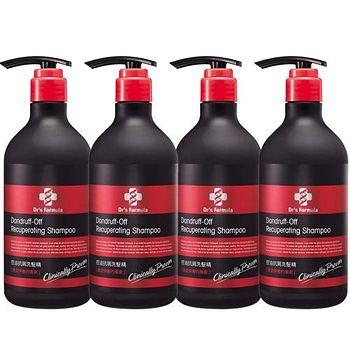 台塑生醫Dr's Formula 控油抗屑洗髮精 580g*4入