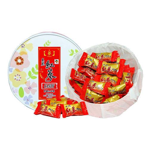 金蔘-韓國高麗紅蔘糖(200g/盒 共3盒)