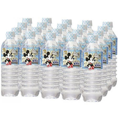 北日本冰雪奇緣/米奇任選5件組(共15瓶)