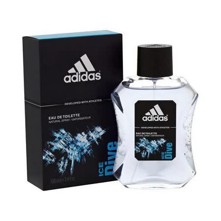 Adidas 愛迪達 ICE DIVE 品味透涼 男性香水 100ml