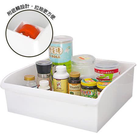 [百貨通]廚房收納盒(4入) 置物盒 整理架