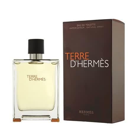 HERMES 愛馬仕 TERRE D' HERMES 大地 男性淡香水 100ml