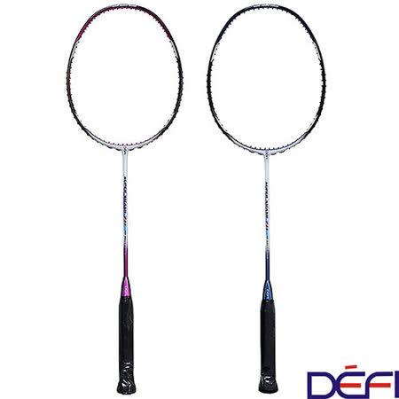 【DEFI】NA-788 專業比賽級羽球拍(俏麗粉)