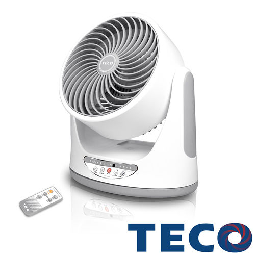 TECO東元 9吋3D立體擺頭循環扇 XYFXA901