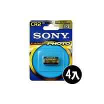 SONY CR2 CR2A 一次性鋰電池 3V 拍立得 Mini 25 50適用 (4入)
