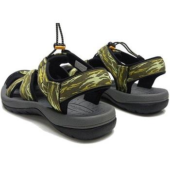 GOODYEAR 專業護趾運動涼鞋男款-綠(25~29cm)