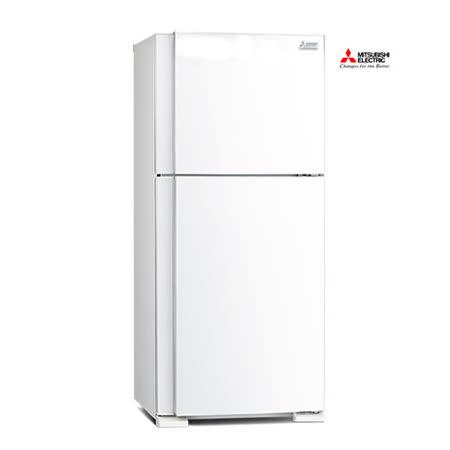 Mitsubishi三菱460L智慧變頻一級負離子二門冰箱MR-FT46EH