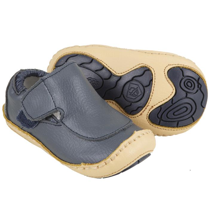 美國 Rileyroos 真皮手工鞋/學步鞋/童鞋/寶寶鞋/嬰兒鞋_瑞佛鞋 海軍藍